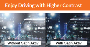 Enjoy Driving with Higher Contrast